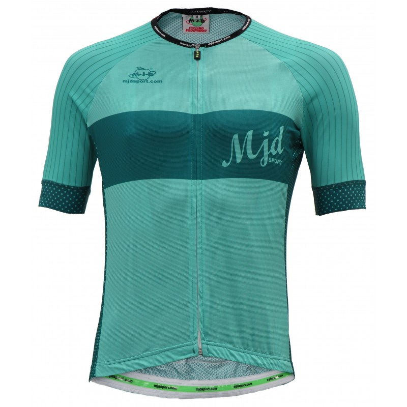 Maillot Pro-Team Retro Advance Frontal