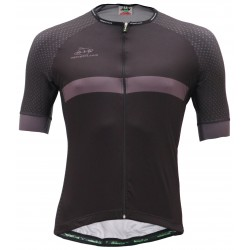 Maillot Pro-Team Black Frontal