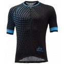 Maillot Pro-Team Grip Azul Frontal