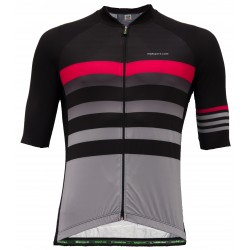 Maillot Pro Stripes Verde Frontal